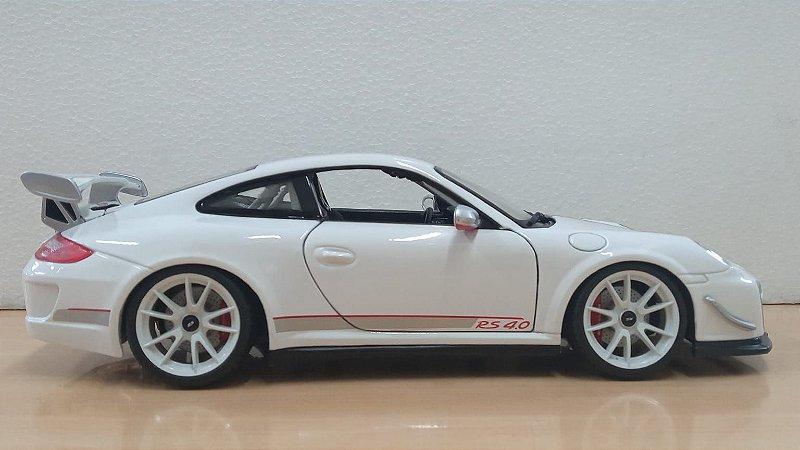 Burago - Porsche 996 GT3 RS 4.0 - 1/18 (Sem Caixa)