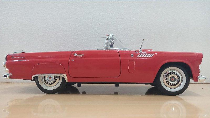 Motor Max - Ford Thunderbird 1956 - 1/18 (Sem Caixa)