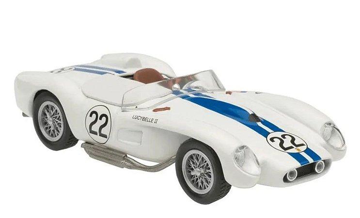 """Ixo - Ferrari 250 Testa Rossa """"Lucybelle II"""" 1958 - 1/43"""