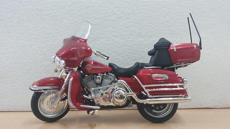 Maisto - Coleção Harley Davidson - 1/18 (sem caixa)