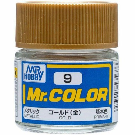 Gunze - Mr.Color 009 - Gold (Metallic)