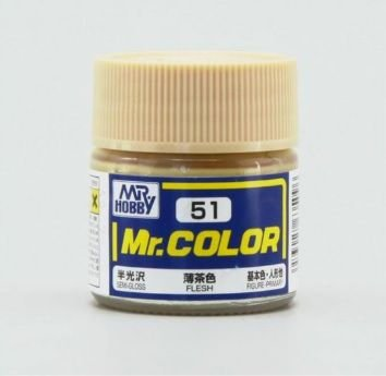 Gunze - Mr.Color 051 - Flesh (Semi-Gloss)