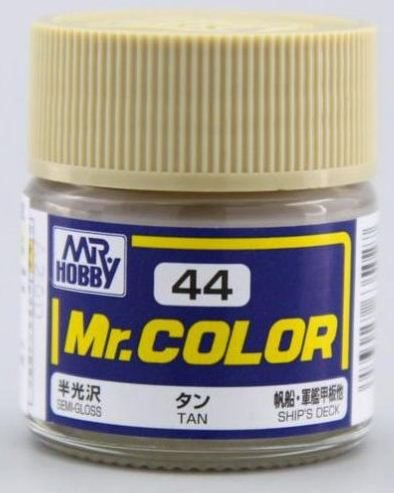 Gunze - Mr.Color 044 - Tan (Semi-Gloss)