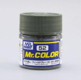 Gunze - Mr.Color 052 - Field Gray (2) (Semi-Gloss)