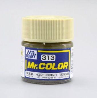 Gunze - Mr.Color C313 - Yellow FS33531 (Semi-Gloss)