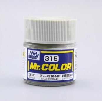 Gunze - Mr.Color 315 - Gray FS16440 (Gloss)