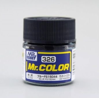 Gunze - Mr.Color 326 -  Blue FS15044 (Gloss)