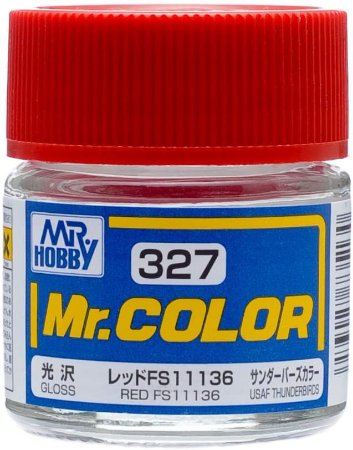 Gunze - Mr.Color 327 - Red FS11136 (Gloss)