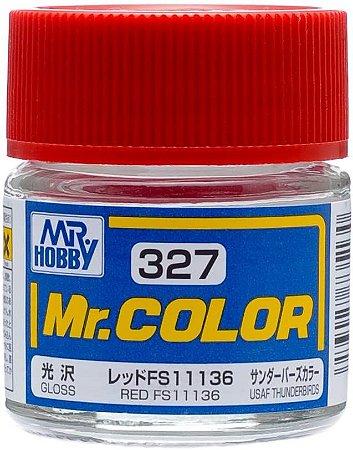 Gunze - Mr.Color C327 - Red FS11136 (Gloss)