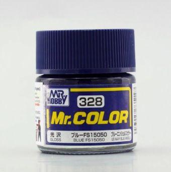 Gunze - Mr.Color 328 - Blue FS15050 (Gloss)