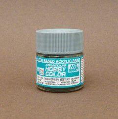 Gunze - Aqueous Hobby Colors 335 - Medium Seagray BS381C/637 (Semi-Gloss)
