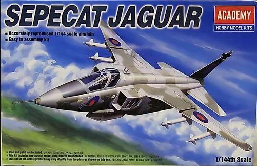 Academy - Sepecat Jaguar - 1/144
