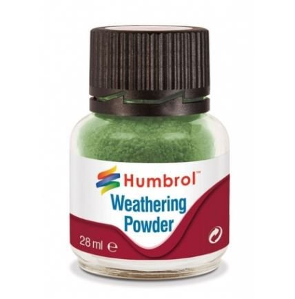 HUMBROL - WEATHERING POWDER 005 - CHROME OXIDE GREEN