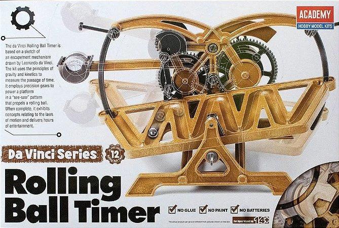 Academy - Da Vinci's Rolling Ball Timer