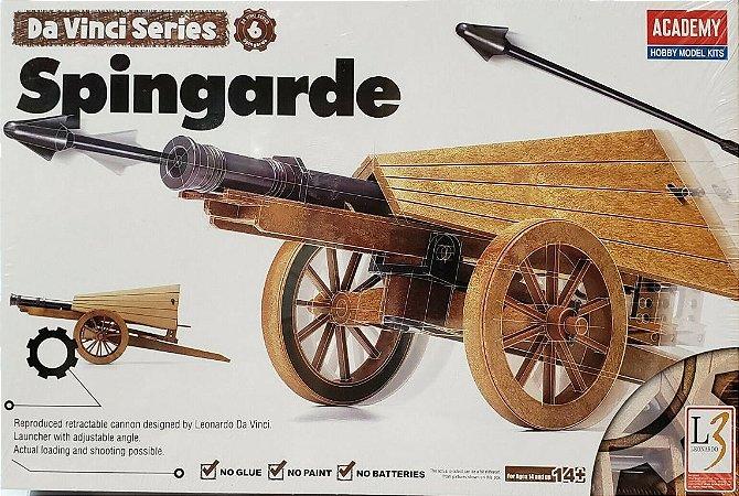 Academy - Da Vinci's Spingarde