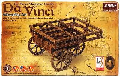 Academy - Da Vinci's Self-Propelling Cart