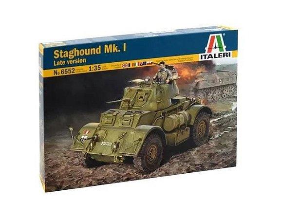 Italeri - Staghound Mk. III - 1/35