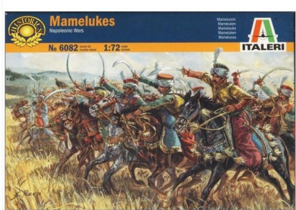 ITALERI - MAMELUKES - 1/72