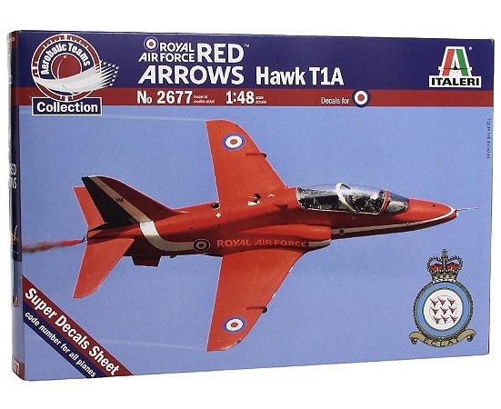 ITALERI - RED ARROWS HAWK T1A - 1/48