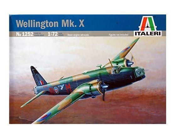 ITALERI - WELLINGTON MK. X - 1/72