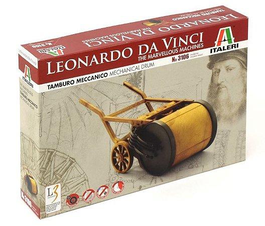 ITALERI - LEONARDO DA VINCI TAMBOR MECANICO