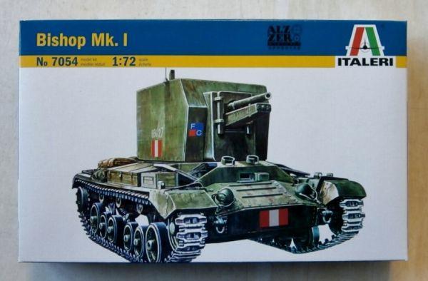 ITALERI - BISHOP MK.I - 1/72