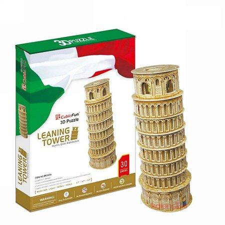 CubicFun - Leaning Tower - Puzzle 3D