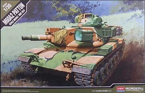 Academy - M60A2 Patton - 1/35