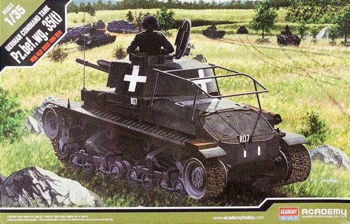 Academy - German Command Tank Pz.bef.wg. 35 (t) - 1/35