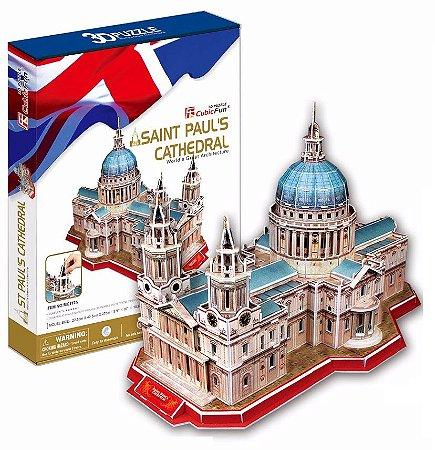 CubicFun - Saint Paul's Cathedral - Puzzle 3D