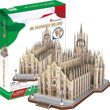 CubicFun - Duomo di Milano - Puzzle 3D