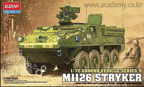 Academy - M1126 Stryker - 1/72