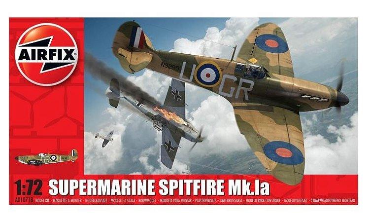 AIRFIX- SUPERMARINE SPITFIRE MK.IA - 1/72