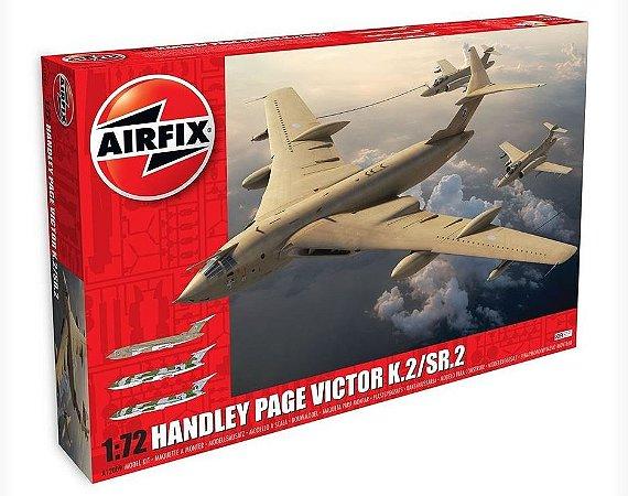AirFix - Handley Page Victor K.2/SR.2  - 1/72