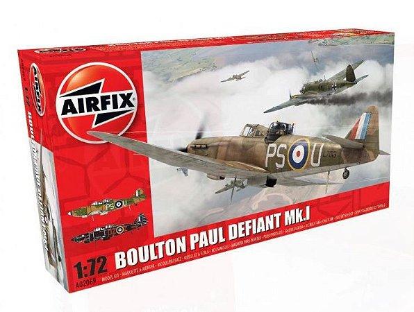 AIRFIX - BOULTON PAUL DEFIANT MK. I - 1/72