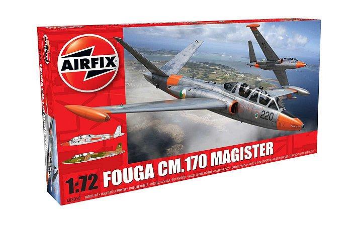 AIRFIX - FOUGA CM.170 MAGISTER - 1/72