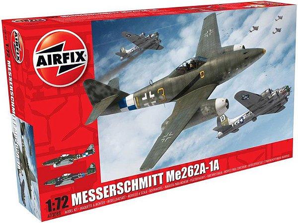 AIRFIX - MESSERCHMITT ME262A-1A - 1/72