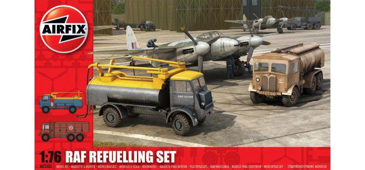 AirFix - RAF Refuelling Set - 1/76