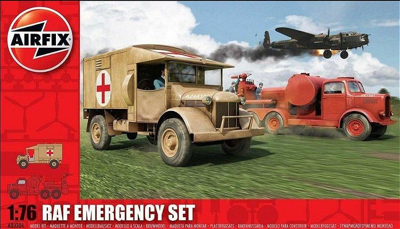 AirFix - RAF Emergency Set - 1/76