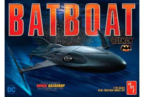 Batman Batboat - 1/25 - NOVIDADE!
