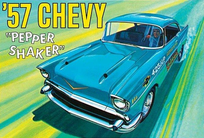 Chevy Pepper Shaker 1957 1/25 - NOVIDADE!