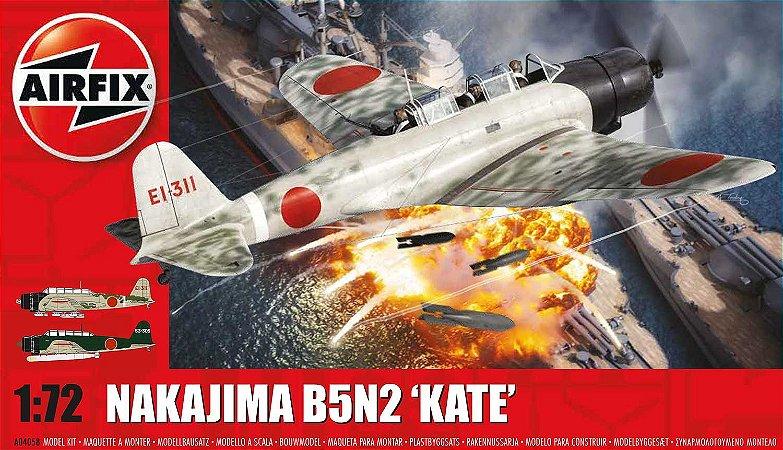 """AirFix - Nakajima B5N2 """"Kate"""" - 1/72"""