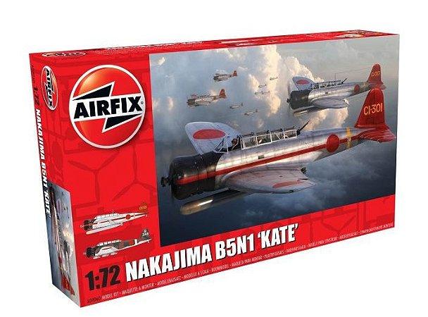 AIRFIX -NAKAJIMA B5N1 ´KATE´ - 1/72
