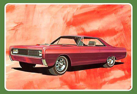 Mercury Hardtop 1966 - 1/25 - NOVIDADE!