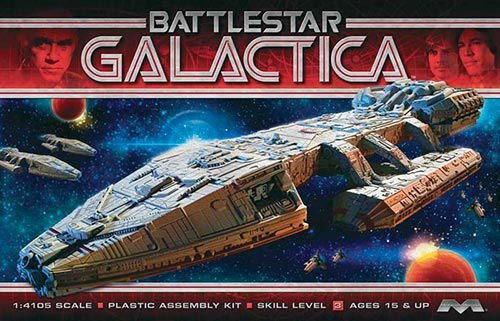 Battlestar Galactica Original Galactica - 1/4105