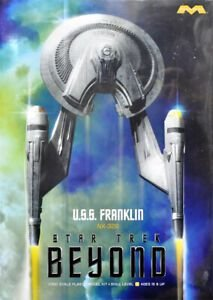 Star Trek Beyond U.S.S. Franklin (NX-326) - 1/350 - NOVIDADE!