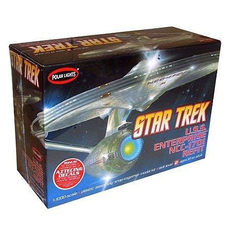Star Trek USS Enterprise NCC-1701-A Refit - 1/1000