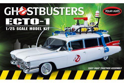 Ghostbusters Ecto-1 - Snap - 1/25 - NOVIDADE!