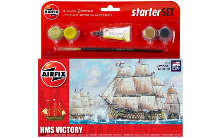 AirFix - HMS Victory (Starter Set) - 145mm