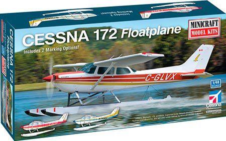 MINICRAFT - Cessna 172 Floatplane - 1/48
